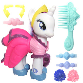 MLP Fashion Style Rarity Brushable Figure