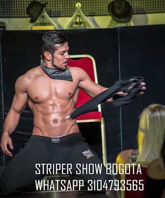 show de stripers -striper para bares