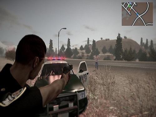 Enforcer Police Crime Action Game