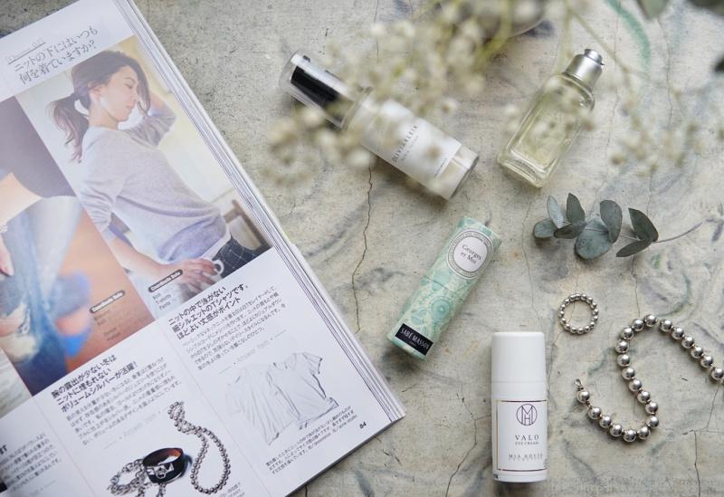 Japanilainen muoti, kosmetiikka