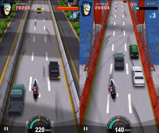 Download Game Balapan Sepeda Motor Terbaik Untuk Android: Free