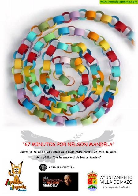 El campus de Aprender Jugando La Palma en Villa De Mazo celebra el Día Internacional de Nelson Mandela