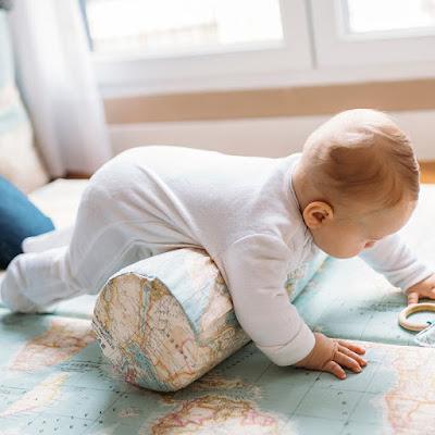prohibido usar tacatas andadores correpasillos con niños mejor al suelo desarrollo movimiento libre fomento gateo