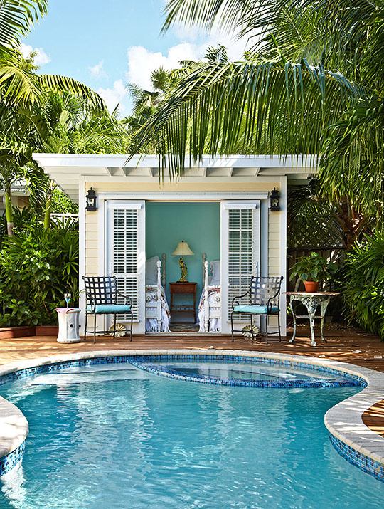 New Home Interior Design: Key West Vacation Home