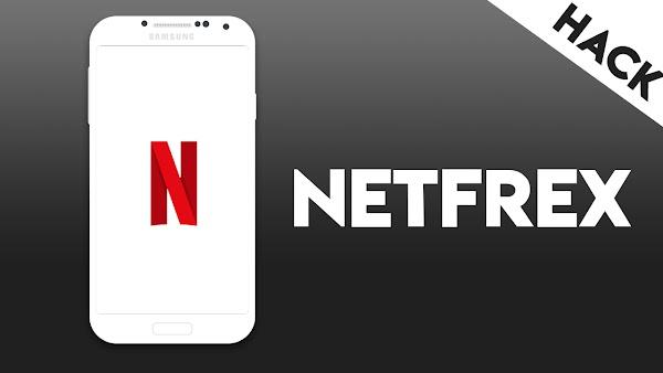 Netflix Hack/MOD APK Para Android 2018 (Alternativa)