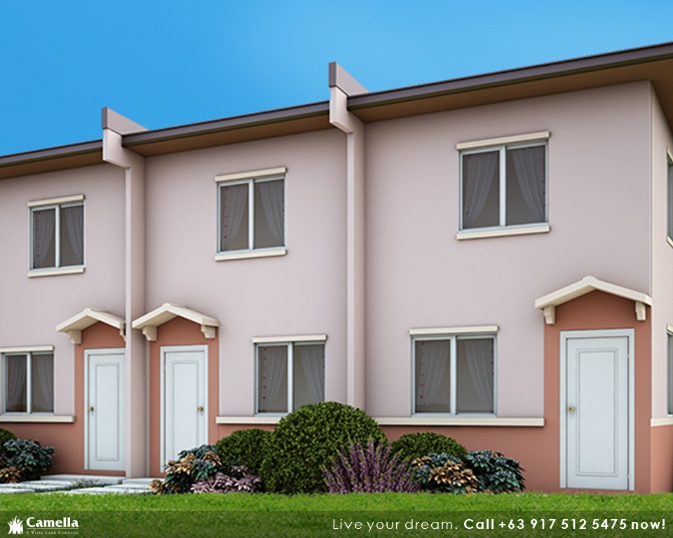 Arielle - Camella Dasmarinas Island Park| Camella Affordable House for Sale in Dasmarinas Cavite
