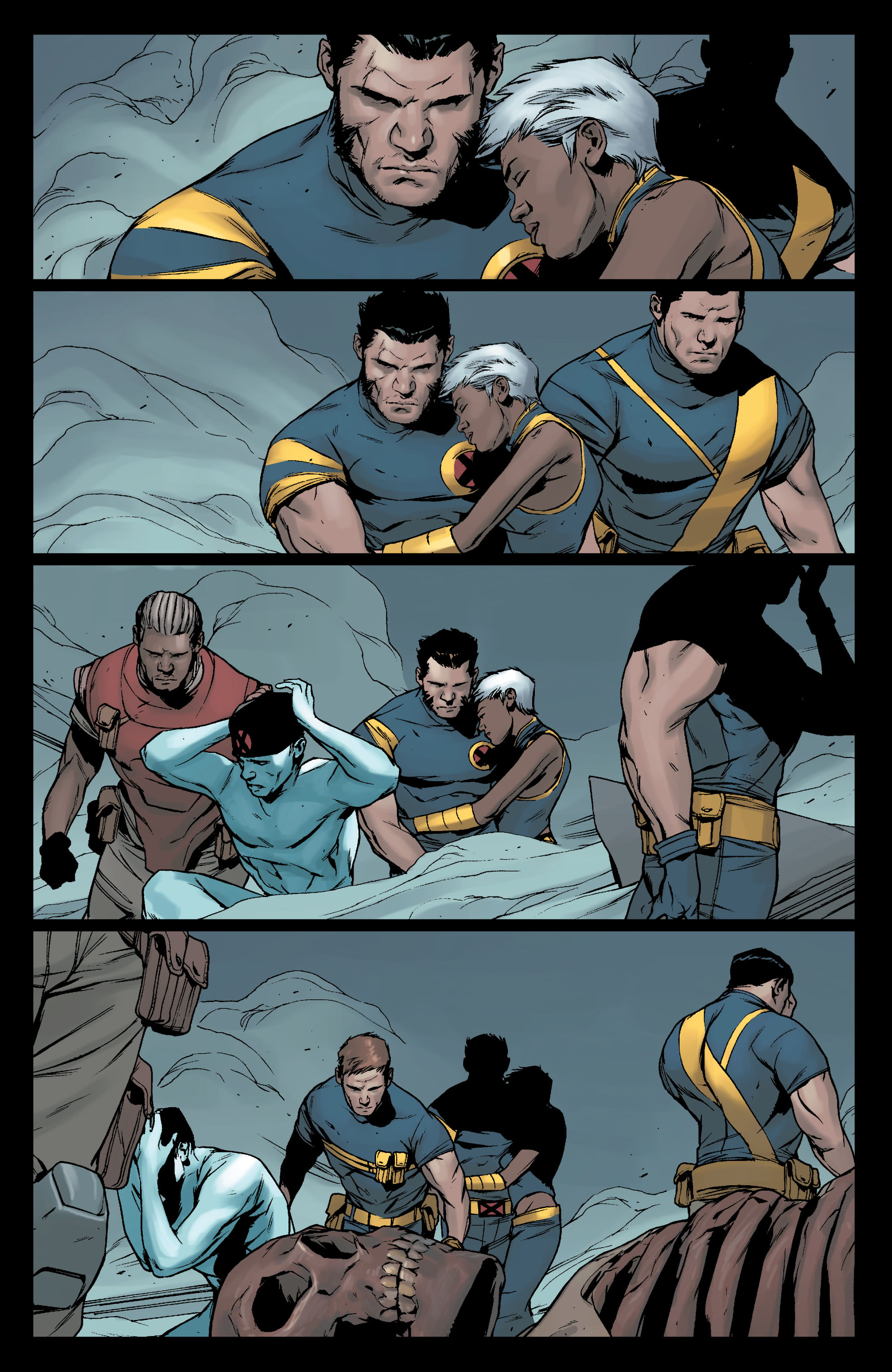 Read online Ultimate X-Men comic -  Issue #78 - 18