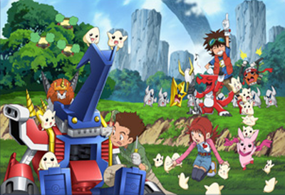 nagareboshi ☆ reviews: Initial Thoughts: Digimon Fusion