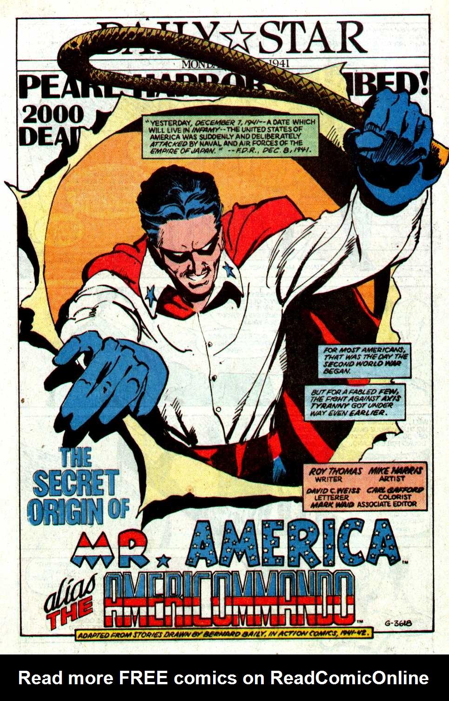 Read online Secret Origins (1986) comic -  Issue #29 - 25