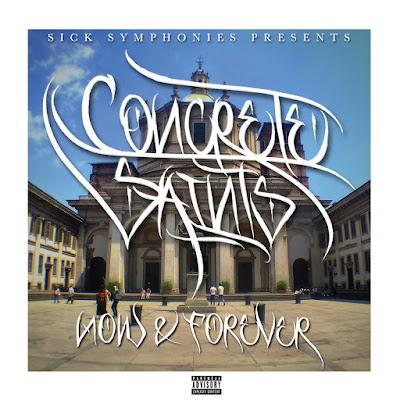 Concrete Saints-  Now & Forever