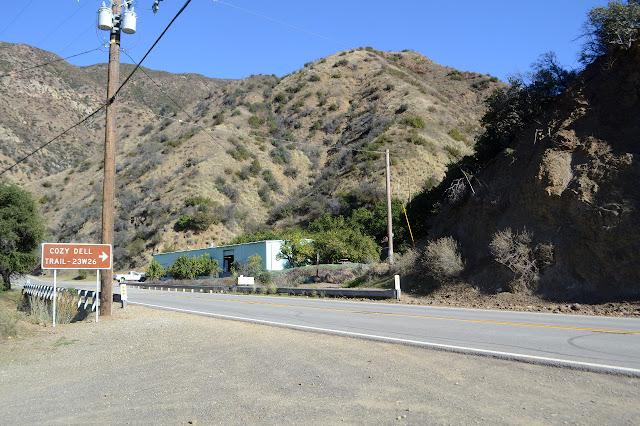 sign along CA-33