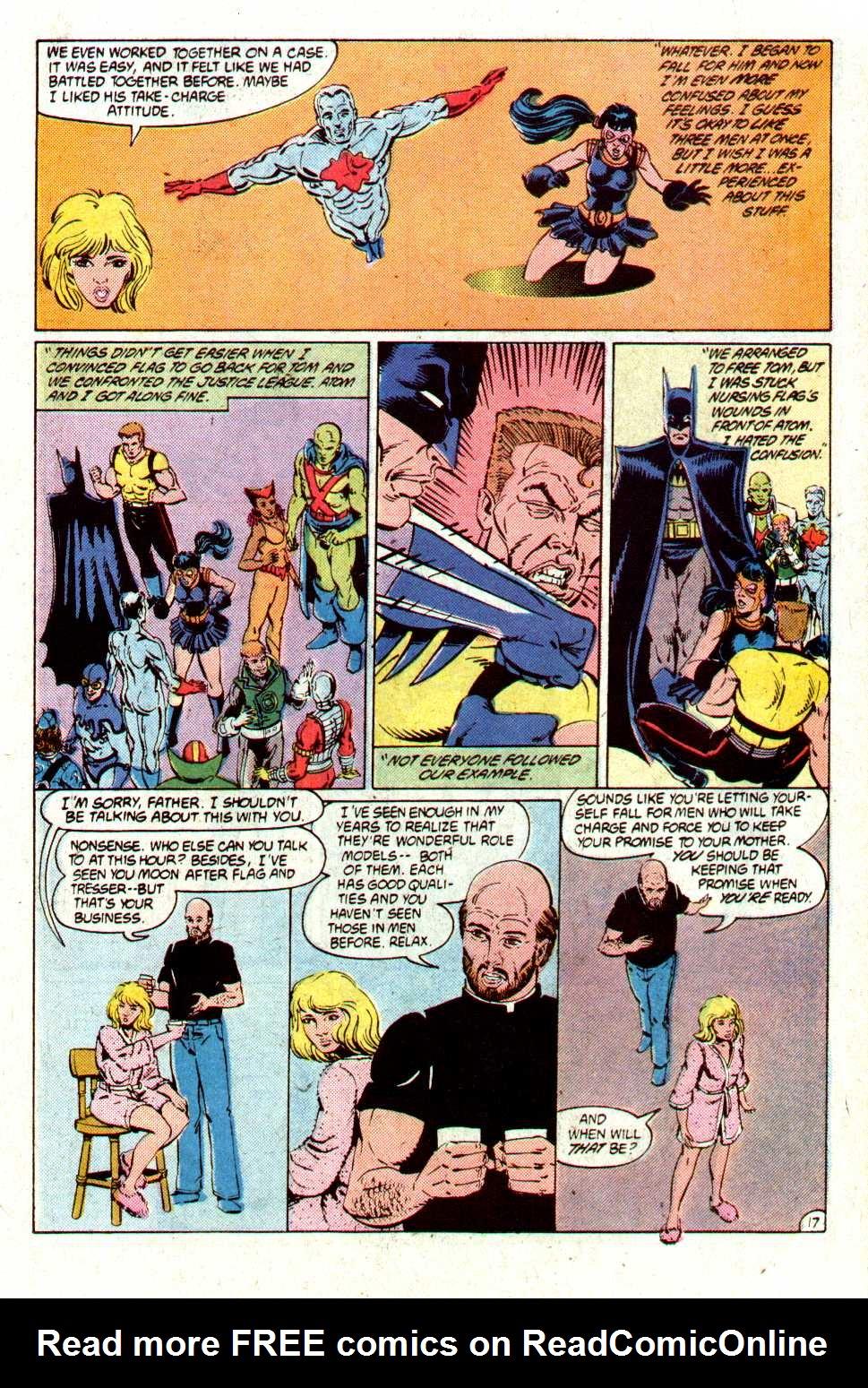 Read online Secret Origins (1986) comic -  Issue #28 - 20