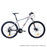 Sepeda Gunung Thrill CLEAVE 1.0 GENT 27.5 Inci
