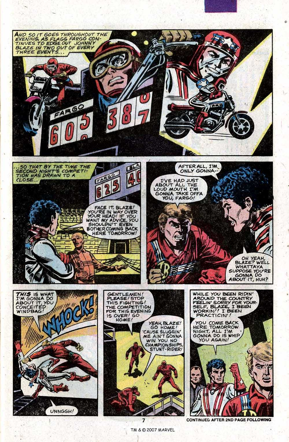 Ghost Rider (1973) Issue #46 #46 - English 9