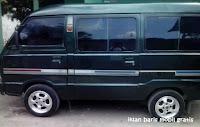 Dijual - Suzuki Carry 1.0 Adiputro warna hijau, Iklan baris mobil gratis