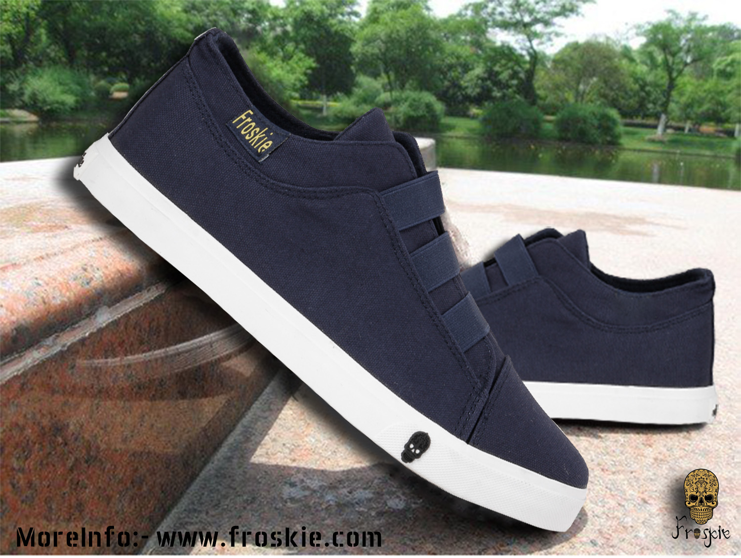 5baa9d0742a Froskie Men Shoes - Soul of Fashion  Canvas Shoes for the Perfect ...