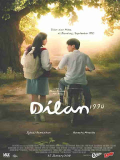 Download Film Dilan 1990 (2018) Subtitle Indonesia