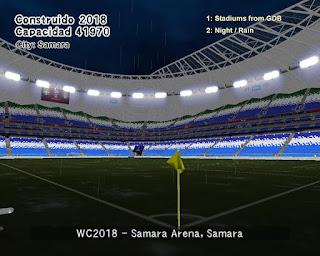 Samara Arena ( World Cup 2018 )