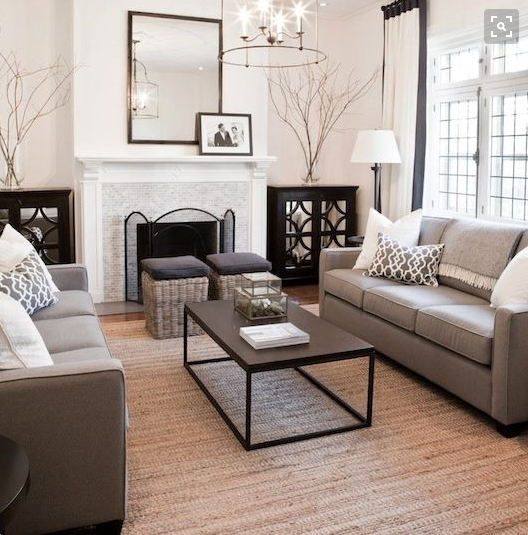 Four Best Ways To Decorate Each Side Of The Fireplace