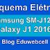 Esquema Elétrico Samsung SM-J120H - Manual de Serviço