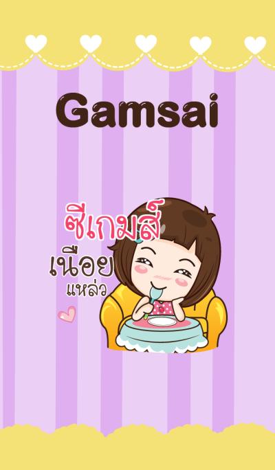 SEAGAME gamsai little girl_S V.01