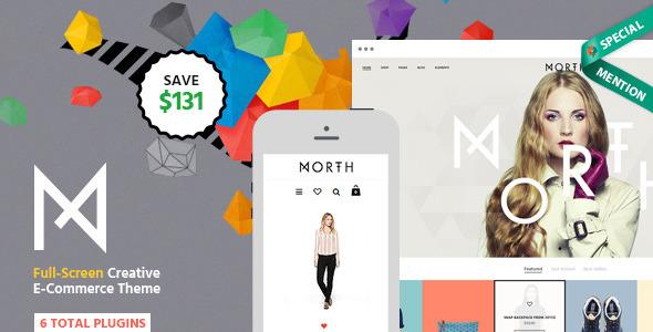 North v2.2.0 – E-Commerce WordPress Theme