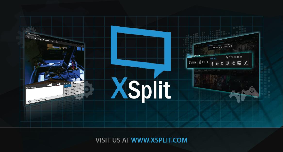 تحميل برنامج xsplit