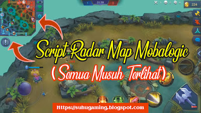 Download Script Radar map Terbaru Patch KOF/ Asmeralda Mobile Legends 2019