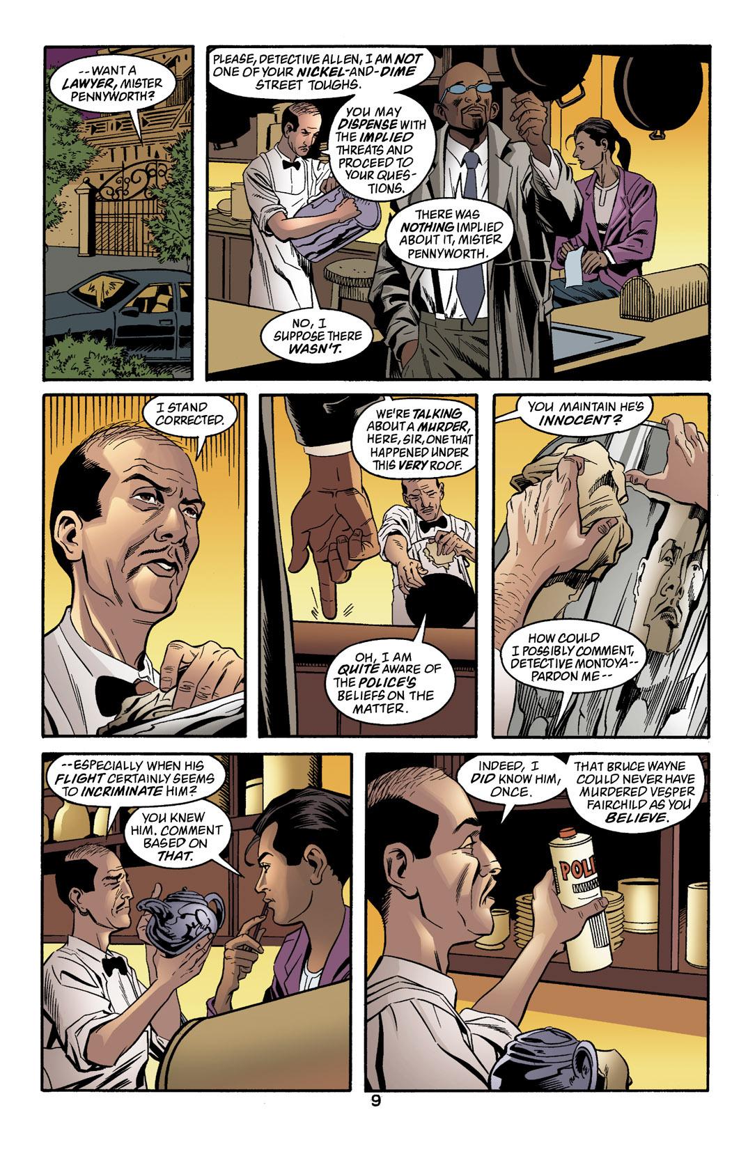 Detective Comics (1937) 769 Page 9