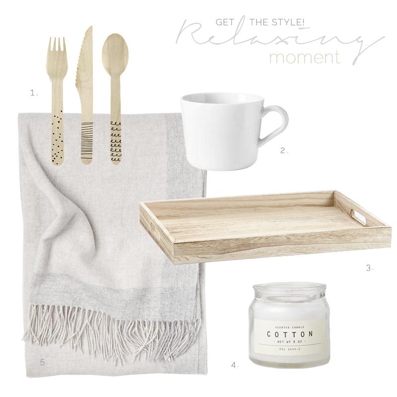 Create a cozy space of relaxation in neutral colors / Crea un rincón acogedor en tonos neutrales