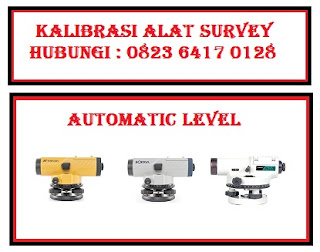 tempat kalibrasi total station theodolite digital automatic level prisma polygon di cikarang