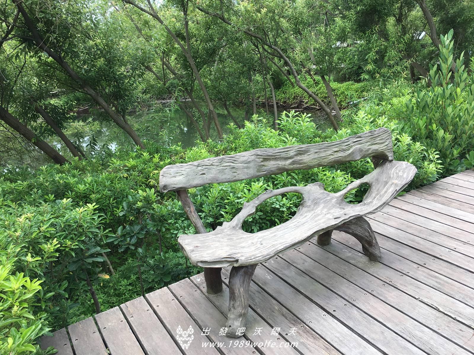 金門植物園 太武山下的桃花源 軍營的重生 - 出發吧! 沃爾夫.