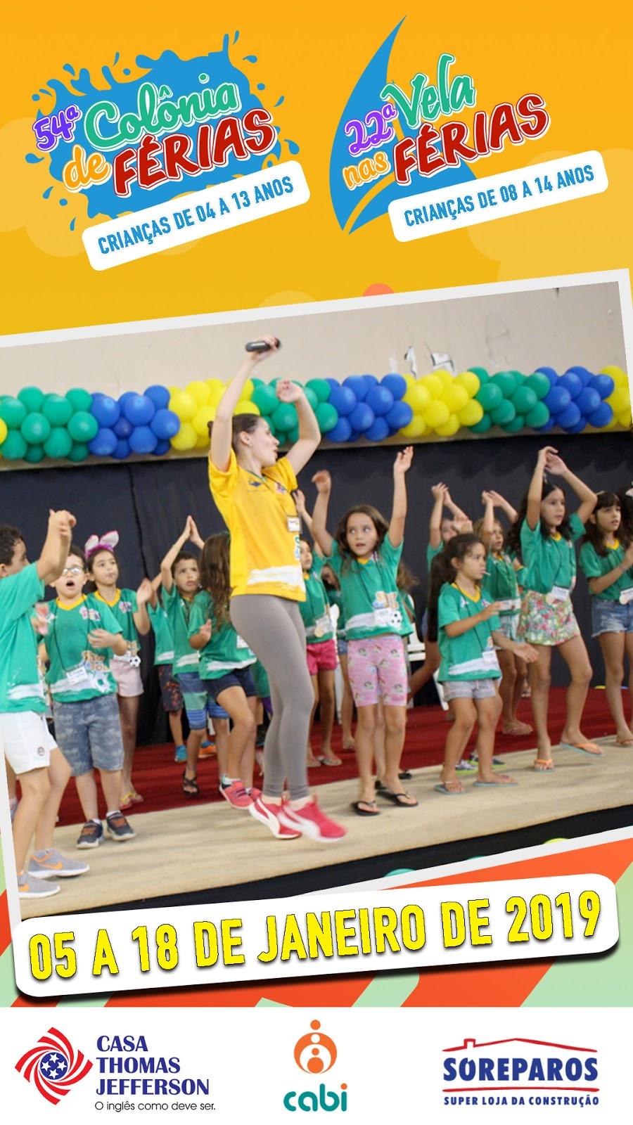 Aquaplay: Colônia de Férias do Iate Clube de Brasília vai animar o mês de janeiro da criançada