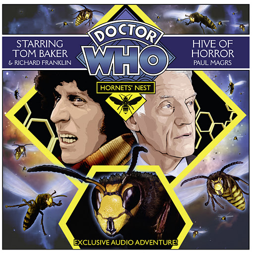 Reverse The Polarity Medias Doctor Who Review Audio Review 11 Hornets Nest  5 Hive of