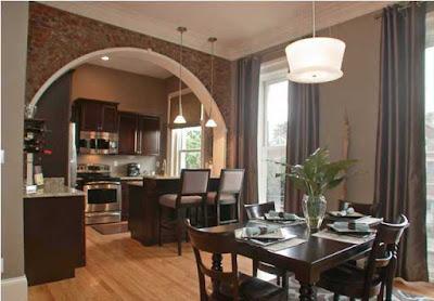 modern pop arch designs ideas for living room interior 2019