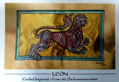 El Escribano - León