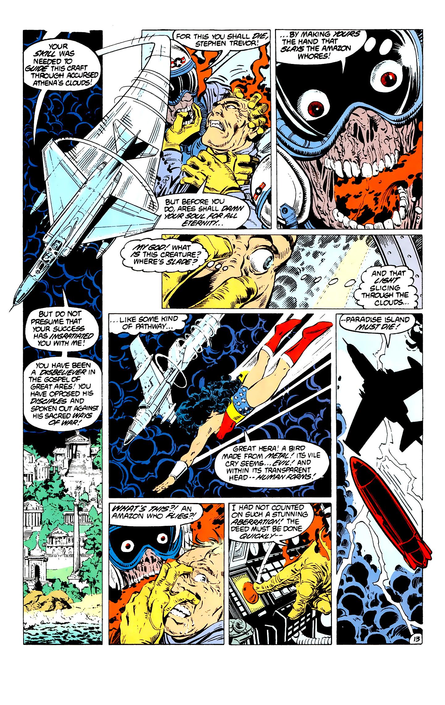 Read online Wonder Woman (1987) comic -  Issue #2 - 14