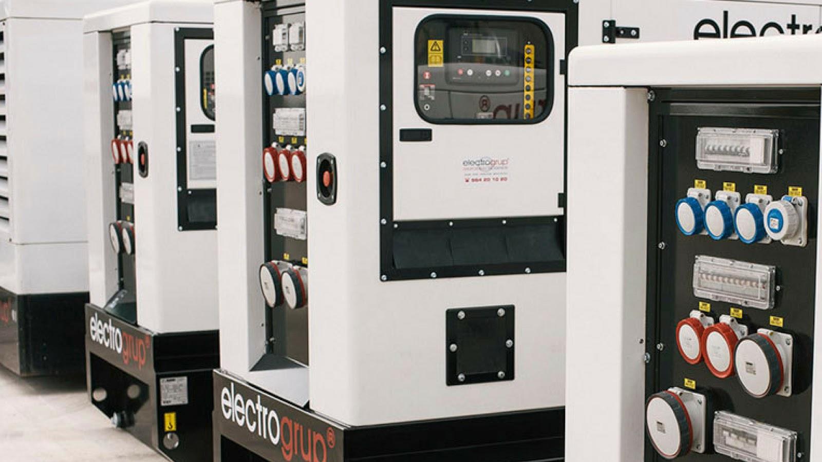 generador eléctrico básico