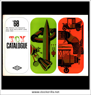 Aoshin Shoten Co., Ltd. Catalogue, 1968.