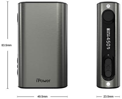 News ! Eleaf iPower TC80W Luanching !