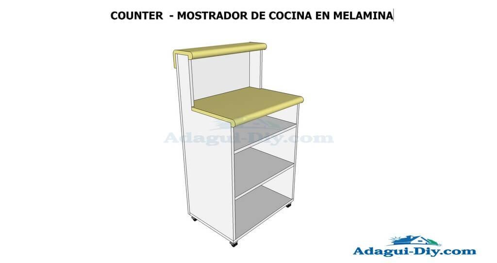 Diagrama e im genes planos con medidas de mueble auxiliar for Mueble auxiliar cocina con ruedas
