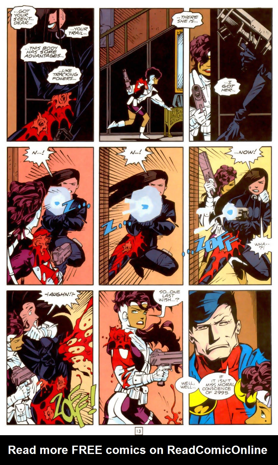 Legion of Super-Heroes (1989) 36 Page 13