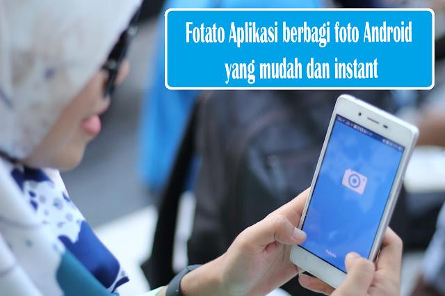 aplikasi berbagi foto android