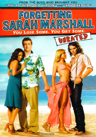 Forgetting Sarah Marshall 2008 BRRip 720p Dual Audio In Hindi English