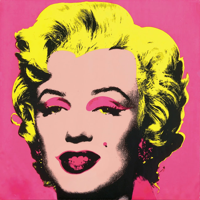 Pop Art hits Sydney. Rachel Hancock @retrogoddesses. Andy Warhol artist