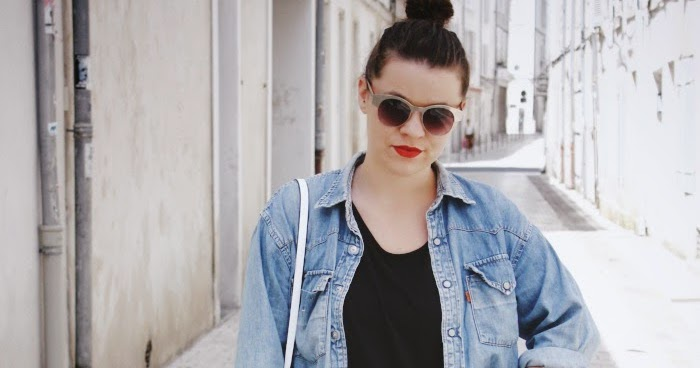 4a1fdb843eed Lucieandvenus - Blog mode et lifestyle La Rochelle  Ma jupe crayon Pimkie x  Zanita Who