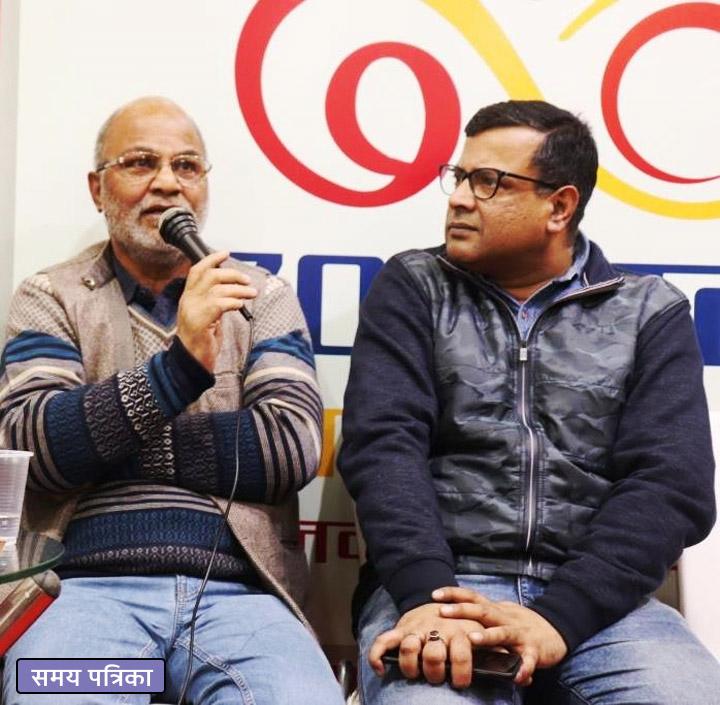 लेखक एवं ब्लॉगर प्रभात रंजन