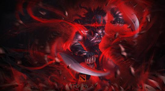 Bloodseeker 5 Hero DotA 2 Ini Punya Ultimate Skill yang Bikin Sakit Hati Lawannya