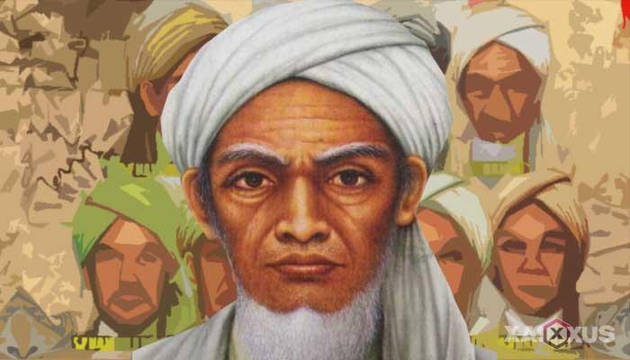 Nama-Nama Wali Songo - Sunan Giri atau Raden Paku