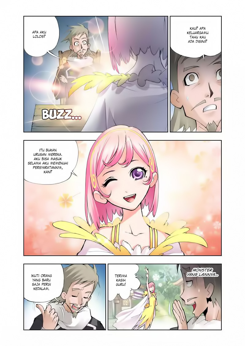 Baca Komik Manga Soul Land Chapter 11 Komik Station